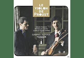 Dania Tchalik, Gabriel Tchalik - Le Violon Proust  - (CD)