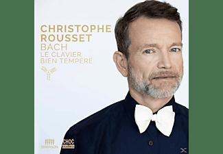 Christophe Rousset - Le Clavier Bien Tempere Livre 1 & 2  - (CD)