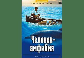 Der Amphibienmensch DVD
