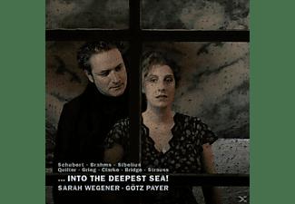 Sarah Wegener, Götz Payer - ...In Die Tiefe,Tiefe See!  - (CD)