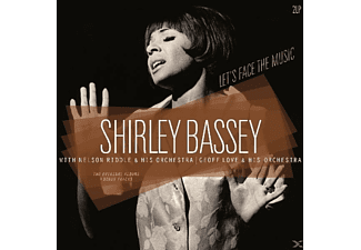 Shirley Bassey - Let's Face The Music/Shirley Bassey  - (Vinyl)