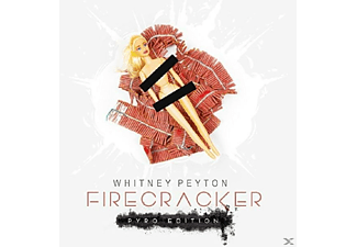 Whitney Peyton - Firecracker Pyro Edition  - (CD)