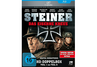 Steiner - Das Eiserne Kreuz - Teil 1 & 2 Blu-ray
