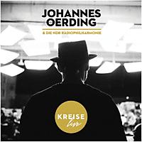 Johannes Oerding - Kreise/Live - Mit dem NDR Sinfonie Orchester   - (CD)