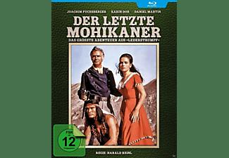 Der letzte Mohikaner Blu-ray