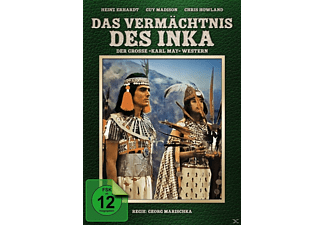 Das Vermächtnis des Inka DVD