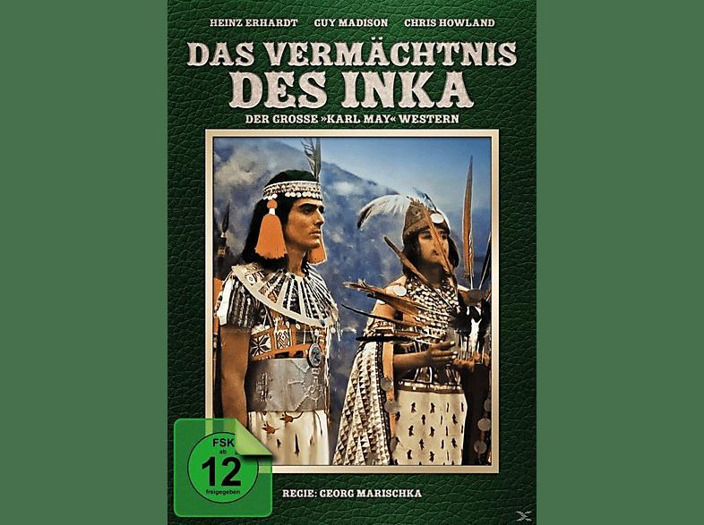 Das Vermächtnis des Inka [DVD]