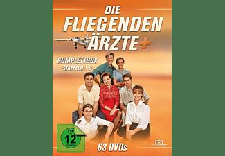 Die fliegenden Ärzte - Komplettbox DVD