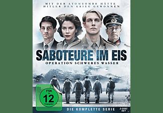 Saboteure im Eis - Operation Schweres Wasser - Die komplette Serie Blu-ray