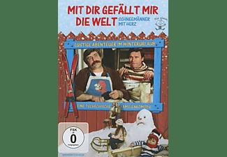 Mit dir gefällt mir die Welt - Schneemänner mit Herz DVD