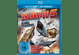 Sharknado 5 - Earth 0 3D Blu-ray (+2D)