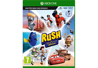 Pixar Rush Xbox One