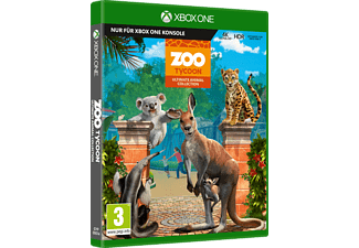 Zoo Tycoon - Zookeeper Collection - [Xbox One]