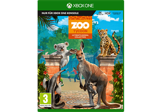 Zoo Tycoon - Zookeeper Collection für Xbox One