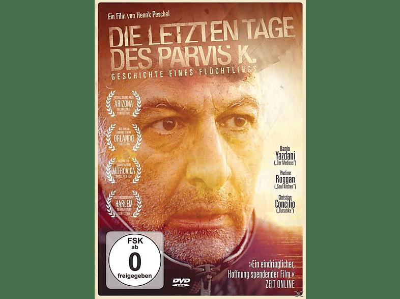 Die letzten Tage des Parvis K. [DVD]