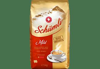 SCHÜMLI Mild Kaffeebohnen (Kaffeevollautomaten und Siebträgermaschinen)