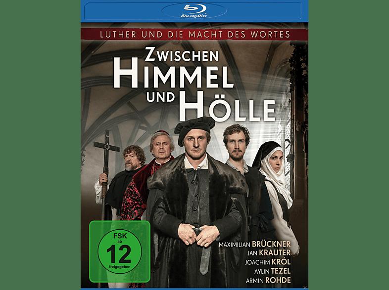 ZWISCHEN HIMMEL UND HÖLLE-LUTHER UND DIE MACHT D [Blu-ray]