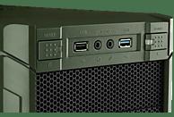 HYRICAN MILITARY GAMING 5685, Gaming PC mit Core™ i7 Prozessor, 16 GB RAM, 240 GB SSD, 1 TB HDD, Geforce® GTX 1080, 8 GB