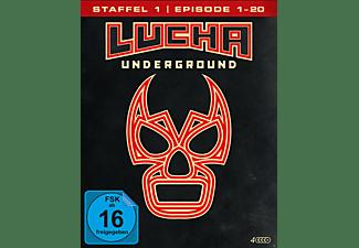Lucha Underground 1.1 – Episode 1-20 Blu-ray