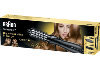 BRAUN Satin Hair 7 AS 720 schwarz
