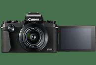 CANON PowerShot G1 X Mark III Digitalkamera Schwarz, 24.2 Megapixel, 3x opt. Zoom, LCD, WLAN