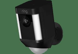 RING Spotlight Cam (Akku) -, kabellose, Überwachungskamera, Auflösung Foto: 1080  Pixel, Auflösung Video: 1080 Pixel