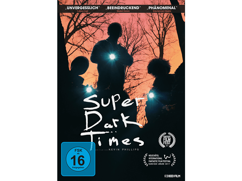 Super Dark Times [DVD]