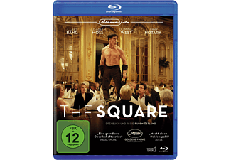 THE SQUARE - (Blu-ray)