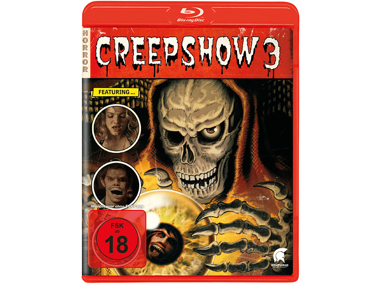 Creepshow 3 [Blu-ray]