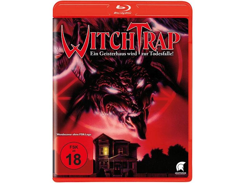 Witchtrap [Blu-ray]