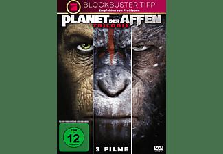 Planet der Affen: Trilogie DVD