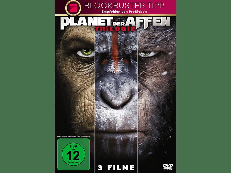 Planet der Affen: Trilogie [DVD]