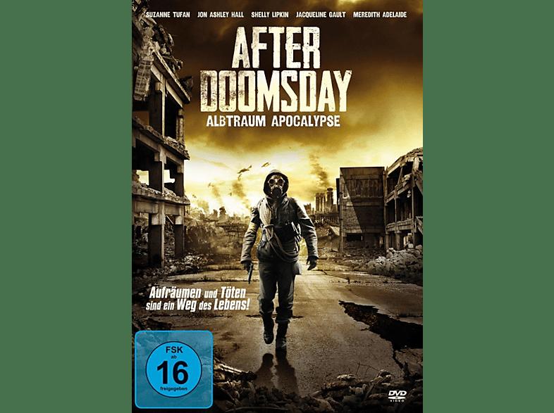 AFTER DOOMSDAY-ALBTRAUM APOCALYPSE [DVD]