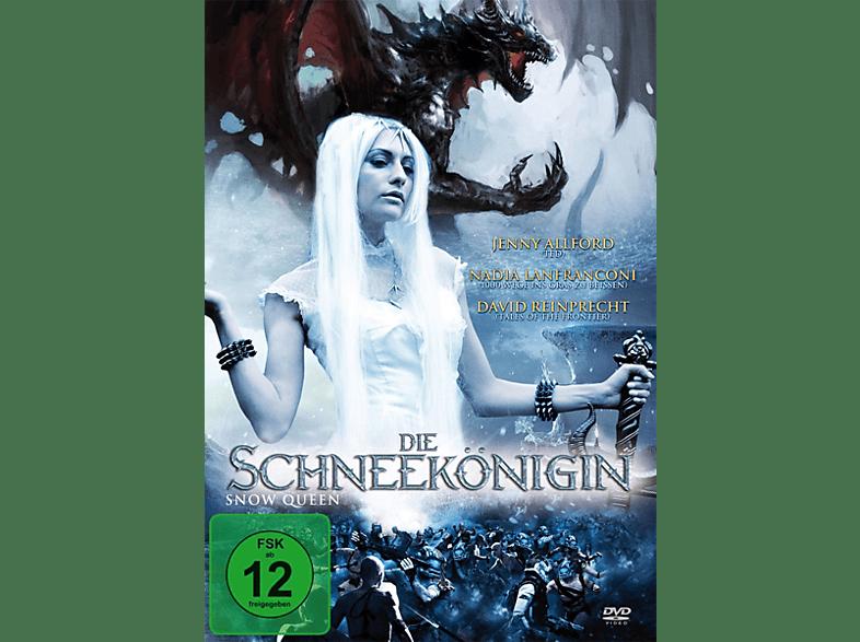 DIE SCHNEEKÖNIGIN [DVD]