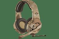 TRUST Gaming GXT 310D, On-ear Gaming Headset Desert Camo