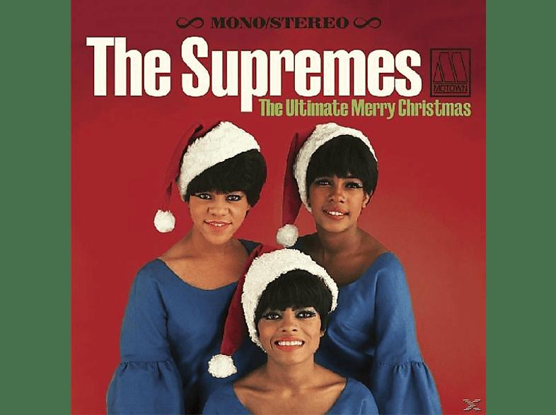 The Supremes - Ultimate Merry Christmas [CD]