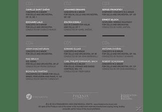 Andre Navarra - The Cello (6-CD Boxset)  - (CD)