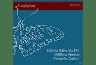 Elżbieta Sajka-Bachler, Matthias Krampe, Pandolfis Consort - Imagination [CD]