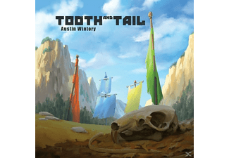 Austin Wintory - Tooth And Tail  - (CD)