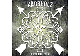 Kärbholz - Überdosis Leben (Ltd.Pink Vinyl+MP3)  - (LP + Download)