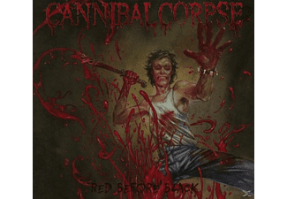 Cannibal Corpse - Red Before Black - (CD)