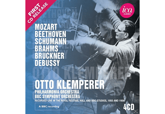 Otto/bbc So/philharmonia Orchestra Klemperer - Sinfonien  - (CD)