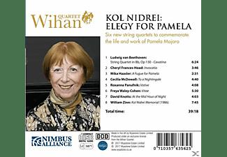 Wihan Quartet - Kol Nidrei-Elegy for Pamela  - (CD)