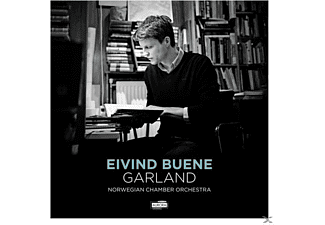 Terje & Norwegian Chamber Orchestra Tonnesen - Garland  - (CD)