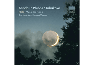 Andrew Matthews-owen - Halo  - (CD)