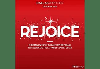 Dso Brass - Rejoice  - (CD)