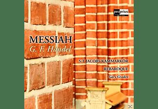 Gary/St.Jacobs Kammarkör/Rebaroque Graden - Messiah  - (CD)
