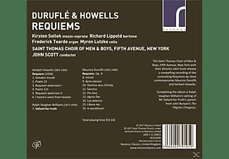 John/saint Thomas Choir/+ Sollek/lippold/scott - Requiems  - (CD)