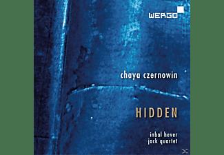 Inbal/jack Quartet Hever - Hidden/Adiantum Capillus-Veneris  - (CD)