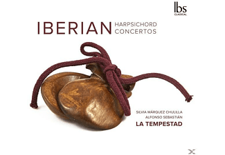 Marquez Chulilla/La Tempestad - Iberian Harpischord Concertos  - (CD)